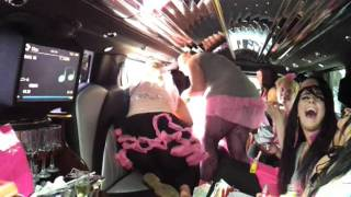Hen night limo
