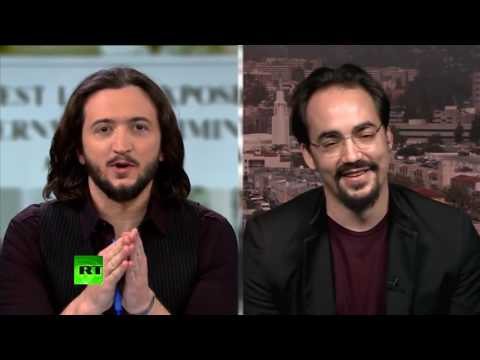 Peter Joseph on Redacted Tonight VIP - What Would It Take