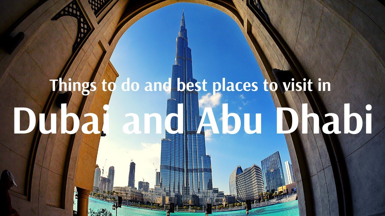 Things to do and best places to visit in dubai flamingo for Dubai places to stay