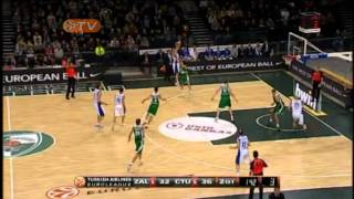 Highlights: Zalgiris-Bennet Cantu thumbnail