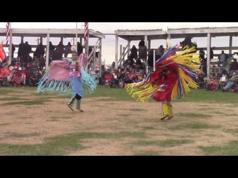 JUNIOR WOMEN'S FANCY, CHEYENNE RIVER SIOUX WACIPI, EAGLE BUTTE, SD, SEPTEMBER 5, 2016