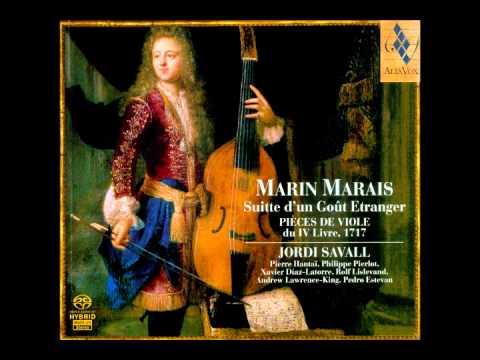 Marin Marais - Allemande La Bizarre