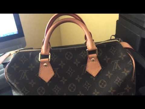 Louis Vuitton Speedy 30 Perfect Replica