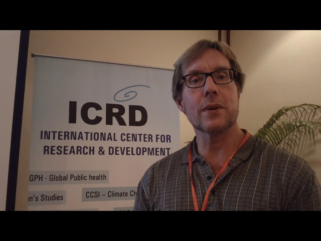 About ICRD Conferences