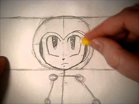 How to Draw: Megaman