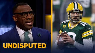 Mark Murphy's message indicates Packers moving on from Aaron Rodgers - Shannon | NFL | UNDISPUTED
