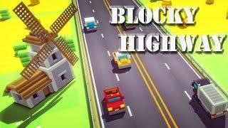Blocky Highway - Dogbyte Games Kft. Walkthrough