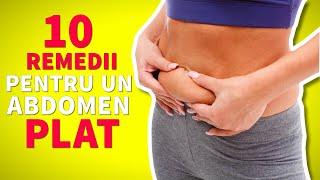 pierderea în greutate abdomen umflat)