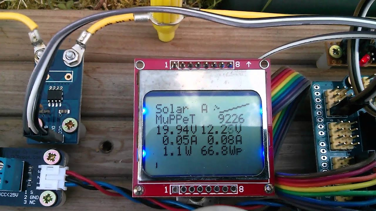 Arduino Mppt Solar Charge Controller 22 Inductor