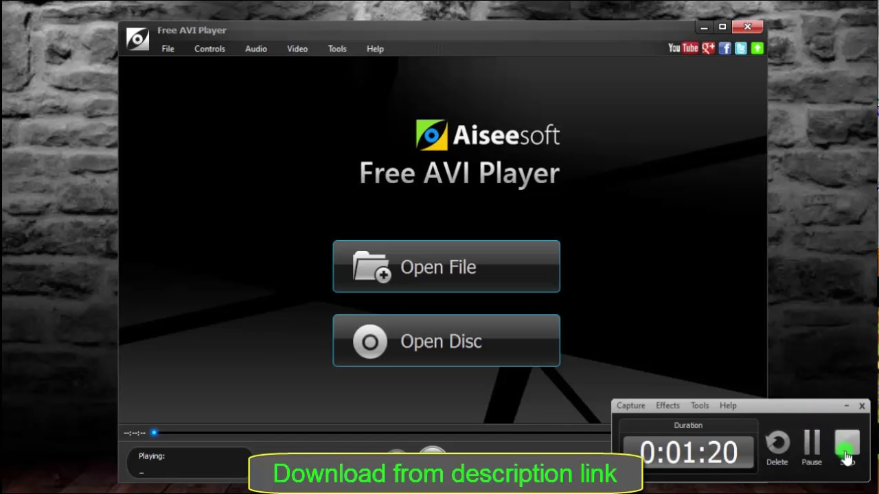 Video to avi converter free download make avi be with you.