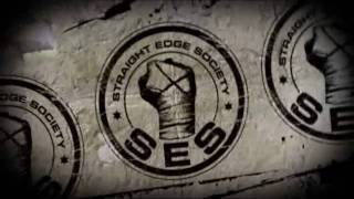New WWE CM Punk Titantron 2010 Straight Edge Society