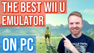 Nintendo Wii U emulator for PC: Cemu (install guide: setup / config / tutorial)
