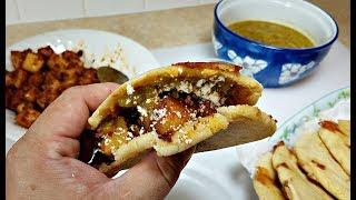 Chorizo and Potato Gorditas Recipe - GORDITAS