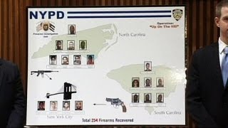 ABD'de silah kaçakçılarına darbe