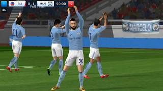 Manchester City vs Benfica - Dream League Soccer 2018