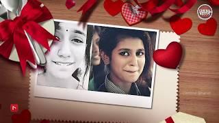 #Priya Prakash  Varrier | Valentine's Day Special | #Oru Adaar #Love | #Trending Viral Video |
