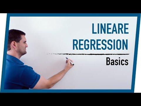 Einfache Lineare Regression Basics | Statistik | Mathe By Daniel Jung