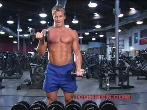 Rusty Joiner  Holistic Bicep Workout Bodybuilding