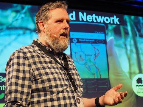 Ben Ward - Flood monitoring using The Things Network