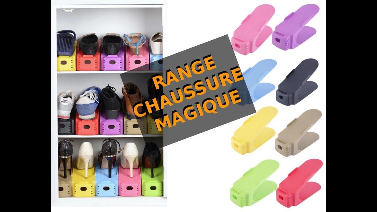 range chaussure magique youtube. Black Bedroom Furniture Sets. Home Design Ideas