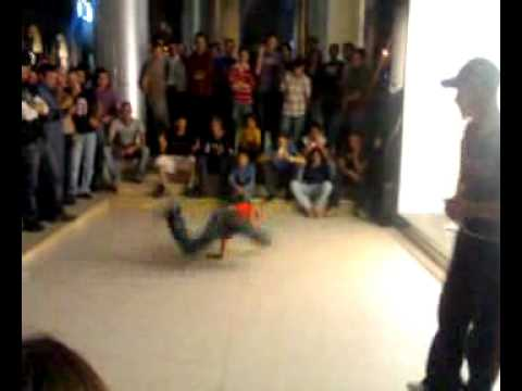 break dance - Jordan Amman