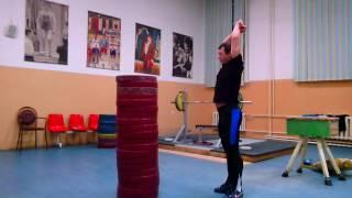 Олег Федоров - Прыжок в высоту.