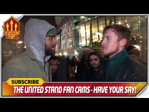 Fred is Crap! Arsenal 2-0 Manchester United FanCam