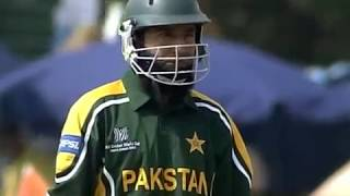 India Vs Pakistan 2003 World Cup Full Match...