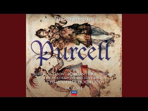 Purcell: Abdelazer, Z.570 - Overture