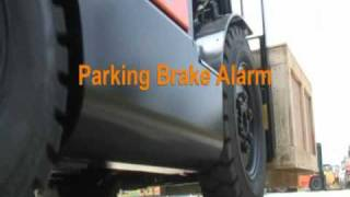 Doosan Pro5 Parking Brake Alarm