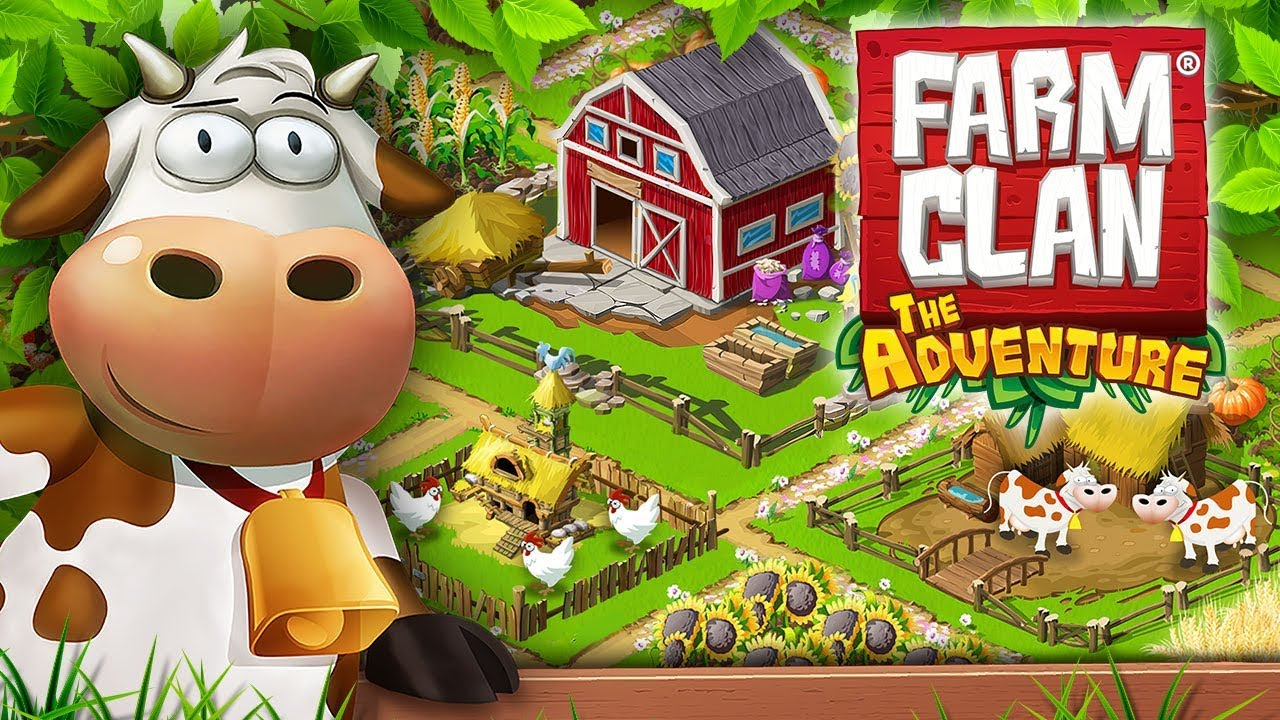 G5 Games - Farm Clan®: Farm Life Adventure