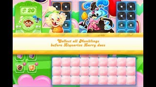 Candy Crush Jelly Saga Level 1244 (No boosters)