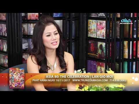 ASIA 80 Interviews   Mc.Thuỳ Dương trò chuyện với Đăng Vũ & Khánh Trân