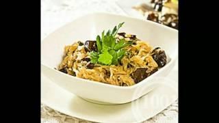 Рецепт тушеной квашеной капусты с черносливом