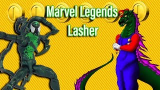 Marvel Legends Lasher Review
