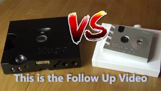 Chord Hugo 2 vs Hugo TT This is the Follow Up Video for the Chord Electronics Dac test Mp3