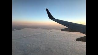 Delta Air Lines HD 60fps: Boeing 737-800 on Flight 1440 (SLC - MSP) 5/10/19