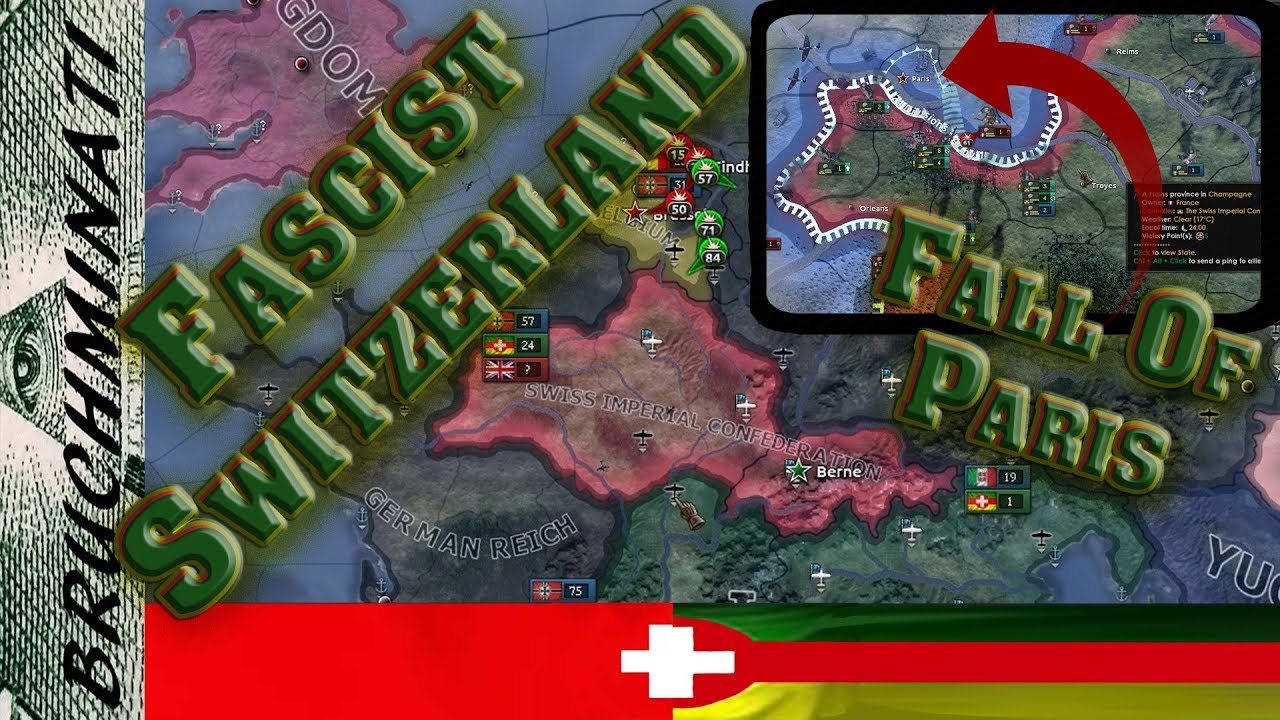 Switzerland 1936