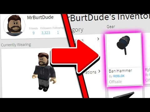 Descargar I Got The Roblox Ban Hammer Mp3 Gratis - Banning My Friends In Roblox With The Ban Hammer