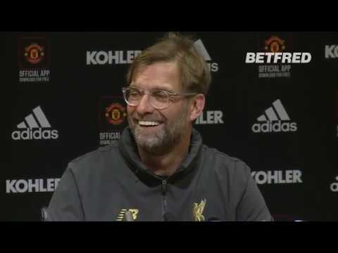 Manchester United 0-0 Liverpool – Jurgen Klopp Full Press Conference