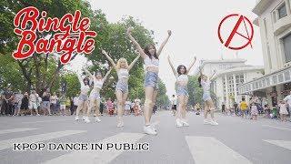 [KPOP IN PUBLIC CHALLENGE] AOA _ Bingle Bangle(빙글뱅글) THE WINNER 1theK Dance Contest C.A.C Vietnam