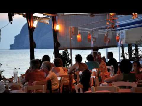 Karavogiannos Restaurant - Skala Eressos - Trailer