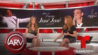 Abogada analiza cuánto podría tardarse la cremación de José José | Al Rojo Vivo | Telemundo