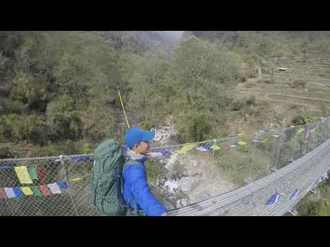Annapurna Base Camp Winter Trekking - 2017