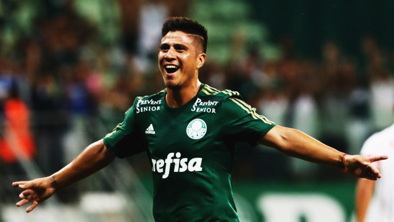 Jonathan Cristaldo Ultimate Goals Palmeiras