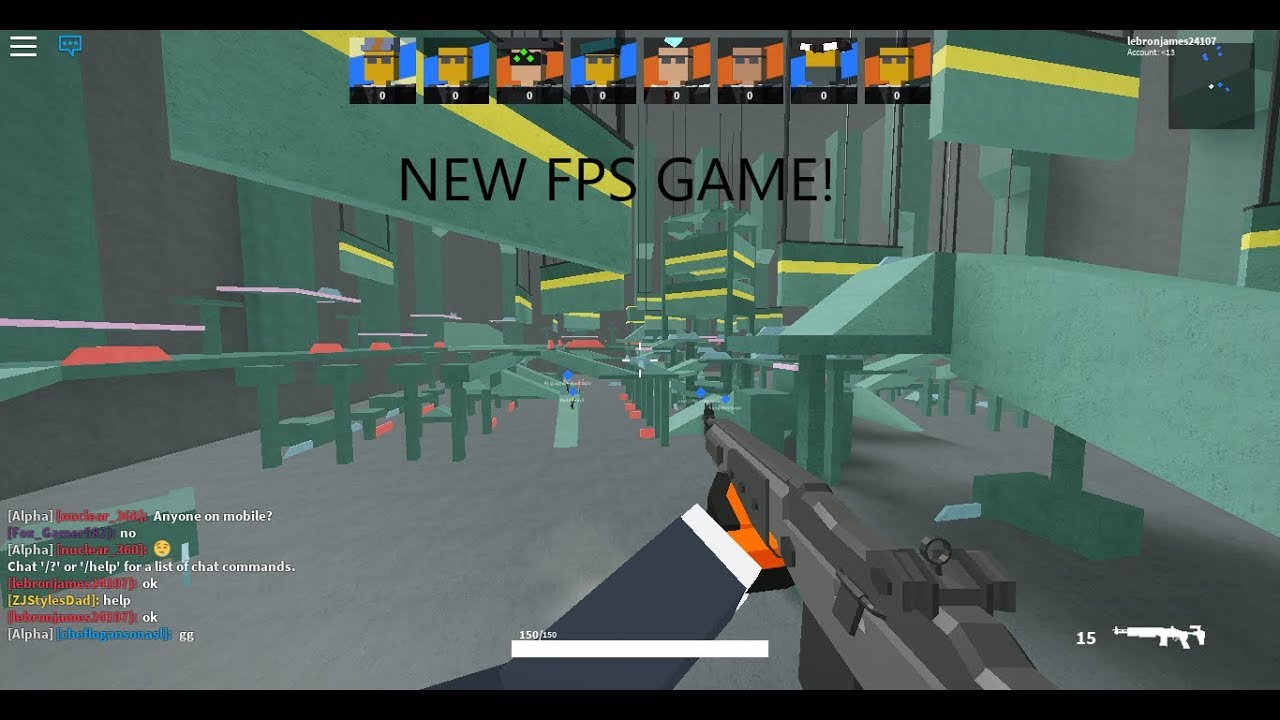 All Roblox Fps Games - Get Free Robux Download