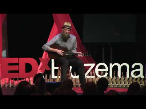 Songwriting: the confluence of words and music | Russ Chapman | TEDxBozeman