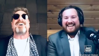 JOHN MCAFEE (INTERVIEW on Crypto Currency and blockchain Technology)