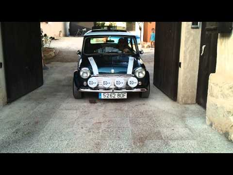 Mini clasico. Rover mini mayfair 1.3i del 94