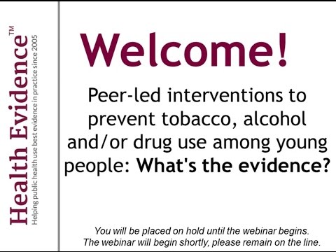 peer-led-interventions-to-prevent-tobacco,-alcohol-and/or-drug-use-among-young-people